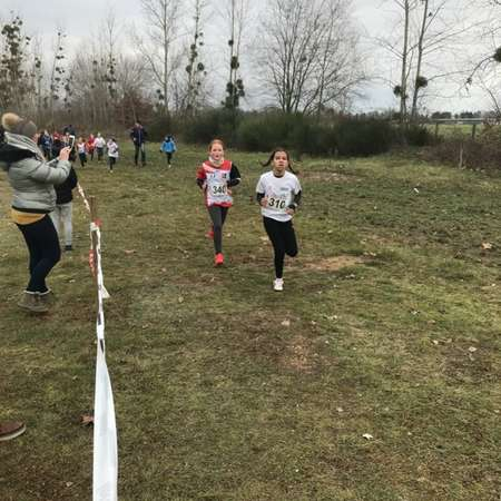 Championnat départemental de cross 2020